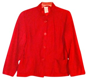 White Stag Wool Red Jacket
