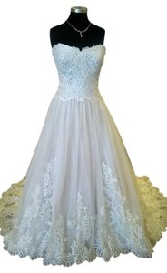 David Tutera For Mon Cheri Patimore Wedding Dress