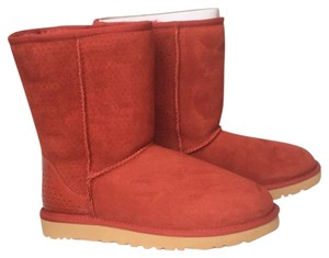 UGG Australia Nwt New With Tags Mallard Red Boots
