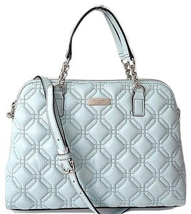 Kate Spade Astor Court Satchel in Blue