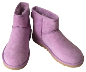 UGG Australia Nwt New With Tags Shearling Lavender Boots