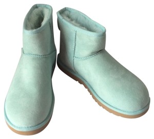 UGG Australia Nwt New With Tags Pale Blue/Green Boots