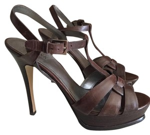Marciano Brown Sandals