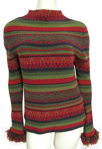 essex Vintage Wool Striped Sweater