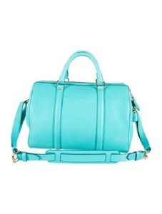 Louis Vuitton Limited Edition Sofia Coppola Satchel in Turquoise