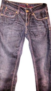Tommy Hilfiger Boot Cut Jeans-Distressed
