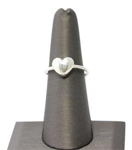 Tiffany & Co. 3D heart ring by Tiffany and Co. 925 silver