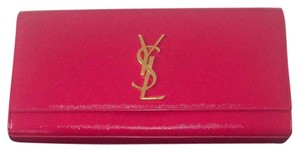 Saint Laurent Fuchsia Clutch