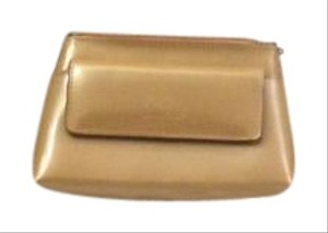 Beijo Yellow Clutch
