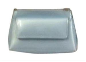 Beijo Blue Clutch
