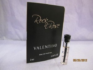 Valentino Valentino Rock 'N Rose Eau de Parfum EDP Fragrance Sample For Women