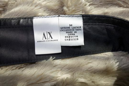 A|X Armani Exchange Armani Exchange Genuin Leather with beads