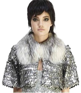 Marc Jacobs Silver Jacket