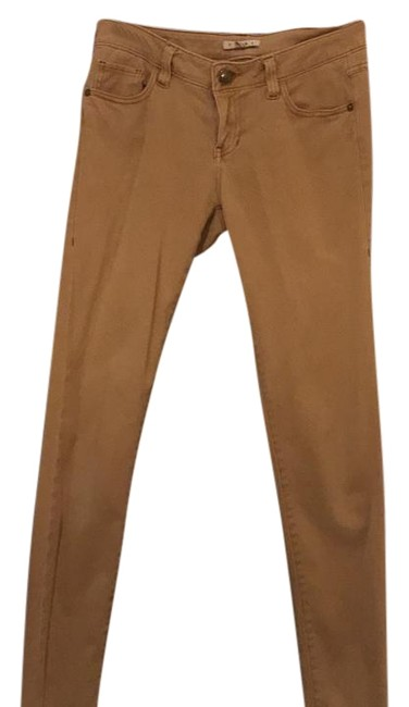 Item - Yellow Gold Ruby Skinny Jeans Size 28 (4, S)
