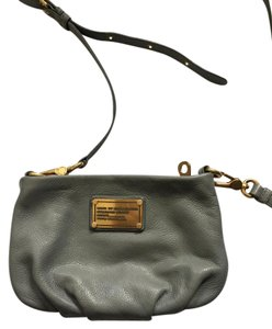 Marc by Marc Jacobs Gold Hardware Cross Body Bag