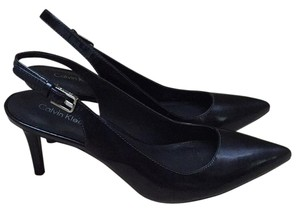 Calvin Klein Blue Pumps