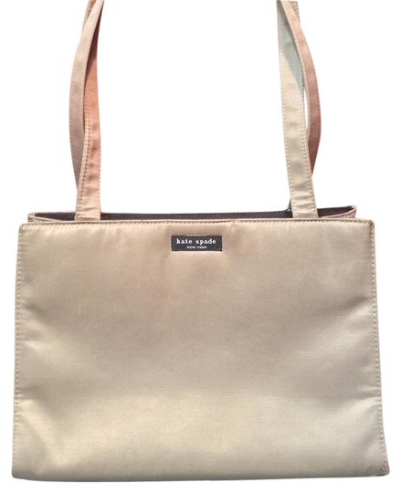 Kate Spade Tote in Light Gray Image 0