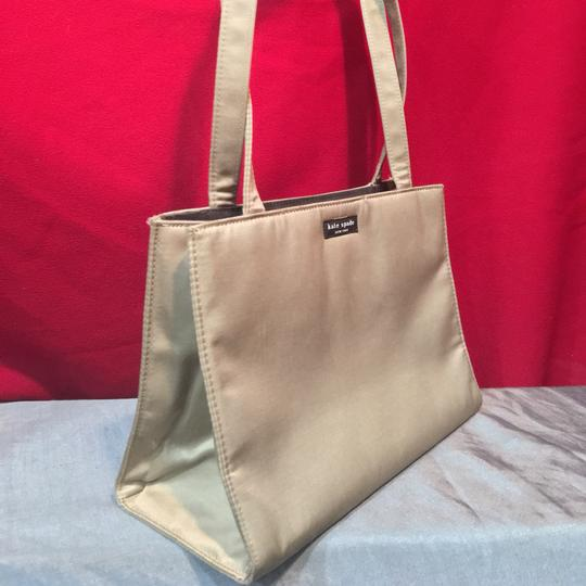 Kate Spade Tote in Light Gray Image 1