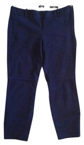 J.Crew Ankle Capri/Cropped Pants BLUE NAVY