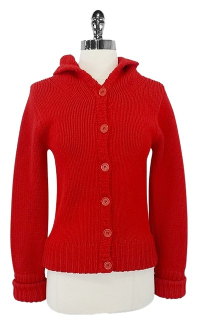Preload https://item5.tradesy.com/images/marc-jacobs-red-wool-blend-hooded-cardigan-size-4-s-1991969-0-0.jpg?width=400&height=650