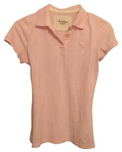 Abercrombie & Fitch T Shirt light pink