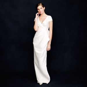 J.Crew Carson Gown Wedding Dress