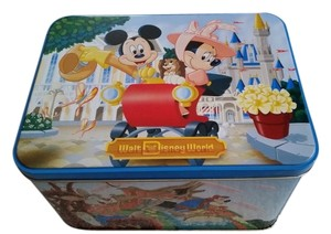 Disney Disney storage tin