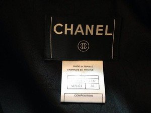 Chanel Runway Pea Coat