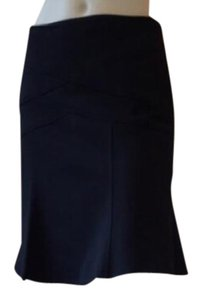 Nanette Lepore Skirt Deep Navy Blue