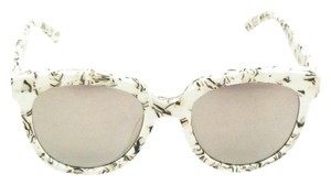 Gentle Monster Gentle Monster Illusion MB1(2M) Ivory Charcoal Sunglasses