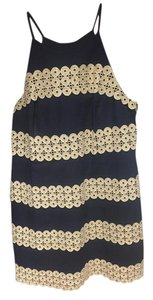 Lilly Pulitzer short dress Navy on Tradesy