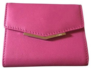 Fendi rose red Clutch