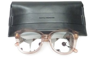 Gentle Monster Luck and Fate S1(M) Rose Pink Amber Sunglasses