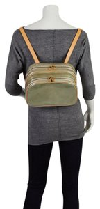 Louis Vuitton Rucksack Back Pack Gris Clutch