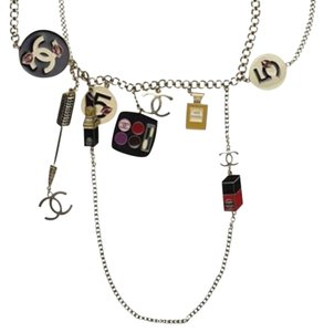 Chanel Charm Necklace 209941
