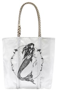 Sea Bag Tote in Ivory