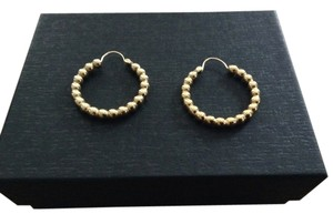 10k Gold-filled earrings
