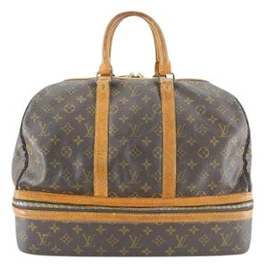 Louis Vuitton Duffle Keepall Carryon Travel Bag