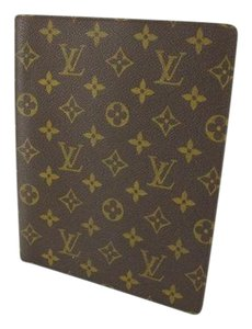 Louis Vuitton Monogram Notebook Cover 210048