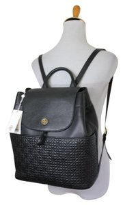 Tory Burch Quilted Leather Backpack