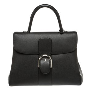 Delvaux Satchel in Black