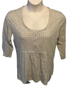 Eddie Bauer Stretchy Casual Pullover Cotton Tunic
