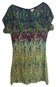 Other Silk Multicolored Stained Glass Dress