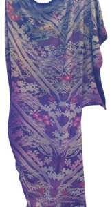 Custo Barcelona short dress Purple on Tradesy