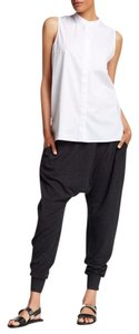 Eileen Fisher Relaxed Pants Charcoal