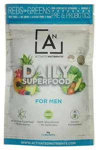 Activated Nutrients Best Green Superfood 100% Natural Raw