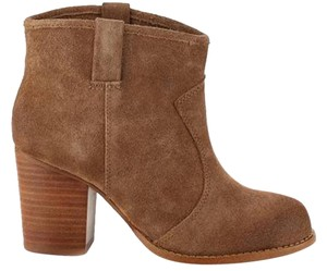 Splendid Bootie Brown Boots