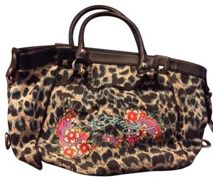Ed Hardy Tote in Blue