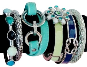 Lia Sophia 6 lia sophia bracelets, price is for all in photo!