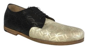 Marsèll Black and gold Flats